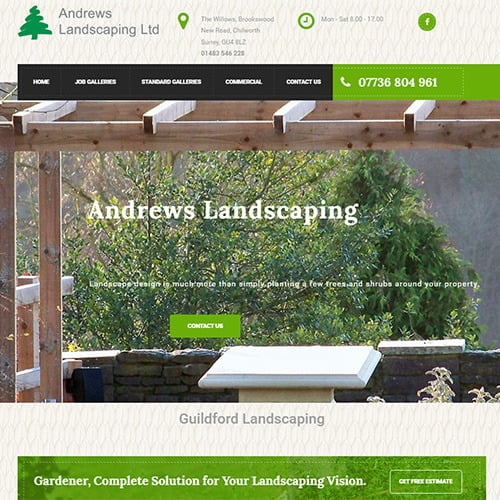 Andrews Landscaping