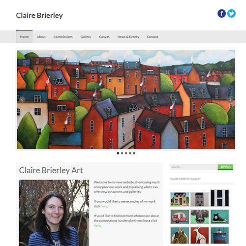 Claire Brierley