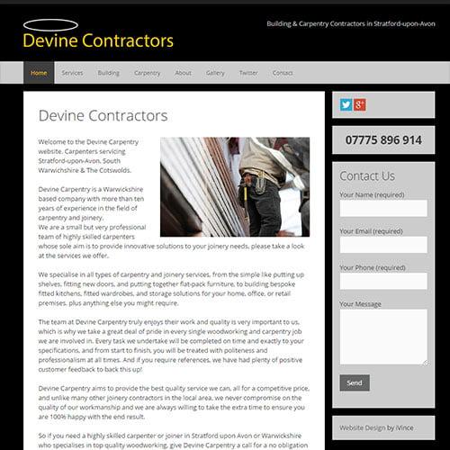 Devine Contractors