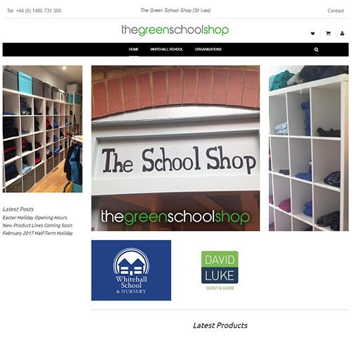 The Green School Shop
