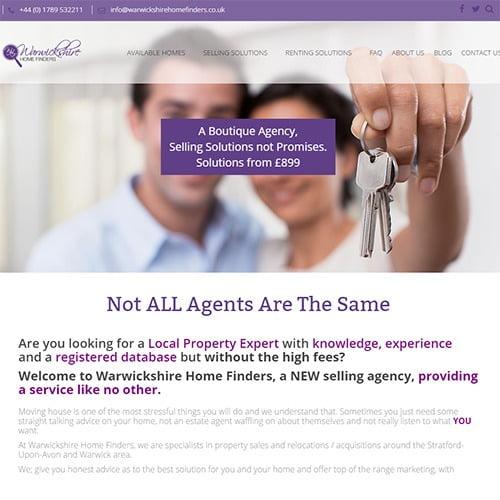 Warwickshire Home Finders