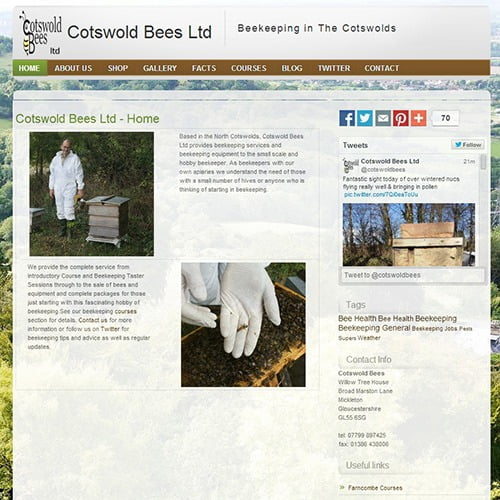 Cotswold Bees