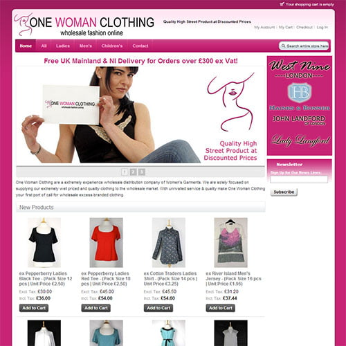One Woman Clothing