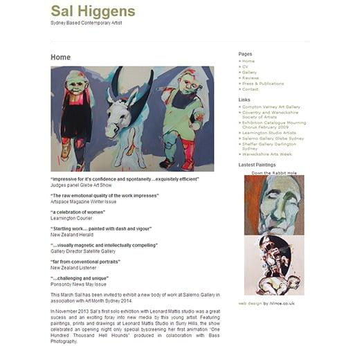 Sal Higgens