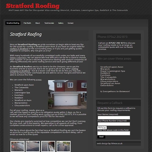 Stratford Roofing