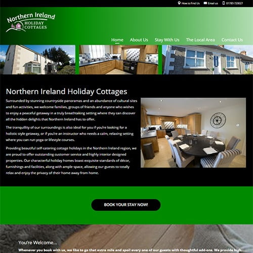 Northern Ireland Holiday Cottages