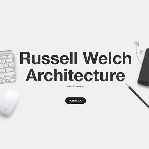 Russell Welch Architecture