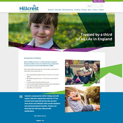 Hillcrest Childrens Services